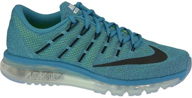 Nike Running Shoes Air Max 2016 806771-400 Blue 44