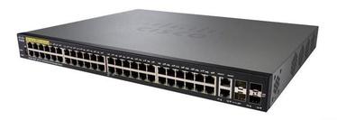 Tinklo šakotuvas Cisco SG350X-48MP-K9-EU