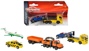Majorette City Vehicle Play Set 3 Types 212057520