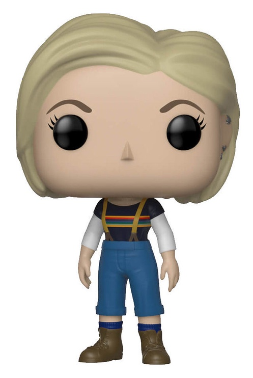 Funko Pop! Television Doctor Who Thirteenth Doctor Without Coat 686