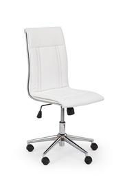 Halmar Porto Office Chair White