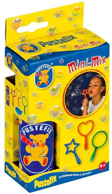 Pustefix Mini-Mix 3 Bubble Rings