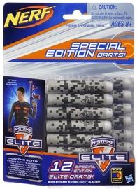 Hasbro Nerf N-Strike Elite 12 Special Edition Elite Darts Pack Gray A2997