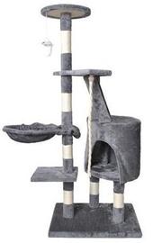 Skrāpis kaķiem Vangaloo Grey, 118 cm