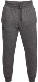Under Armour Jogger Pants Rival Fleece 1320740-020 Gray S