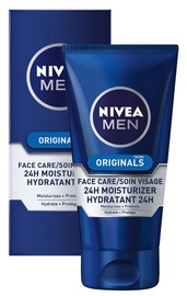 Näokreem Nivea Men Moisturizing Protector Protects & Cares, 75 ml