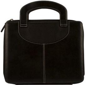 Venom Travel Case for iPad Leather Black