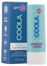 Coola Liplux Peppermint And Vanilla SPF30 4.2g
