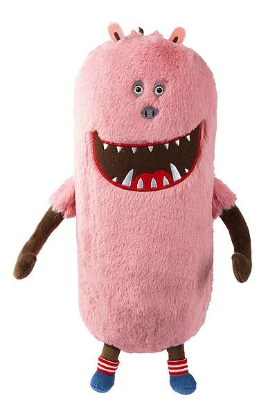 Pliušinis žaislas Kakė Makė Mamaisa, rožinis, 33 cm