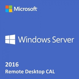 Microsoft Windows Server 2016 Remote Desktop Services 5 User CAL