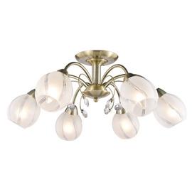 LAMPA GRIESTU CL16049-6 6X40W E14 (DOMOLETTI)