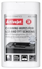 ActiveJet Cleaning Wipes AOC-302 100pcs