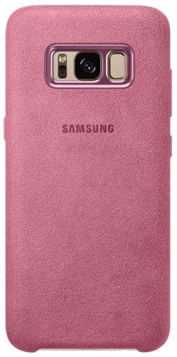 ba4451adea9 Samsung Alcantara Back Cover For Samsung Galaxy S8 Plus Pink - Krauta.ee