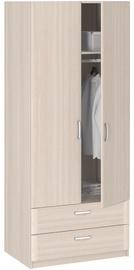 Borovichi Mebel Lotos 5.28 Wardrobe Shimo Light