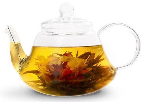 Fissman Tea Pot With Steel Infuser 600ml