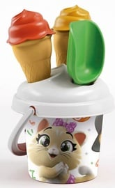 Rainbow 44 Cats Bucket Set With Moulds