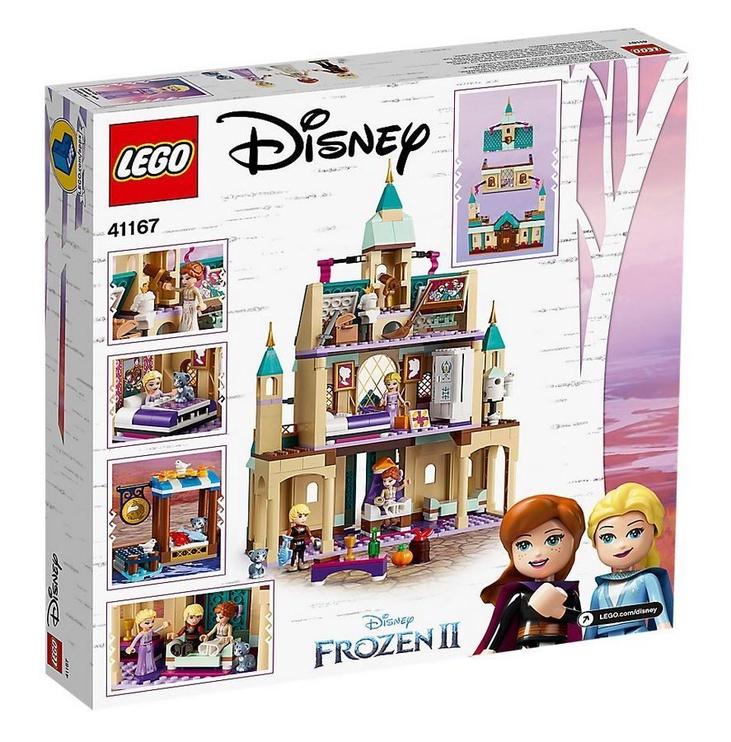Konstruktor LEGO®Disney Princess 41167 Arendelle'i lossi küla