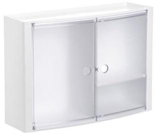 Tatay Horizontal Bathroom Closet White