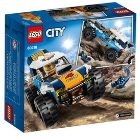 Lego City Desert Rally 60218