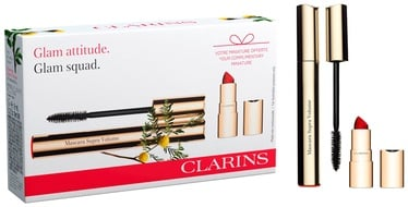 Clarins Supra Volume Mascara 2pcs Gift Set