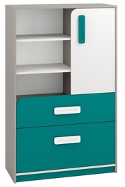 ML Meble Chest Of Drawers IQ 07 Turquoise