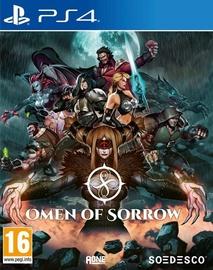 Omen Of Sorrow PS4