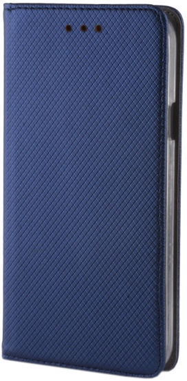 GreenGo Smart Magnet Book Case For Huawei P10 Lite Blue