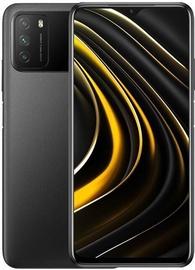 Мобильный телефон Xiaomi Poco M3, черный, 4GB/64GB