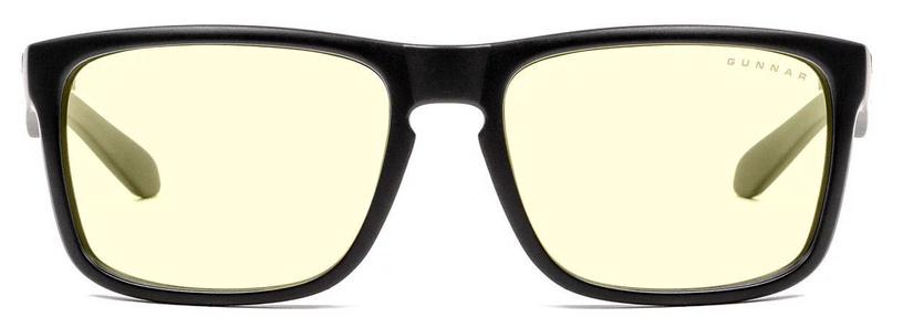 Gunnar Intercept Gaming Glasses Onyx Amber