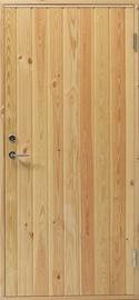 Дверь Jeld-Wen 458 U 82 D, коричневый, 208.2 см x 88.9 см x 4 см