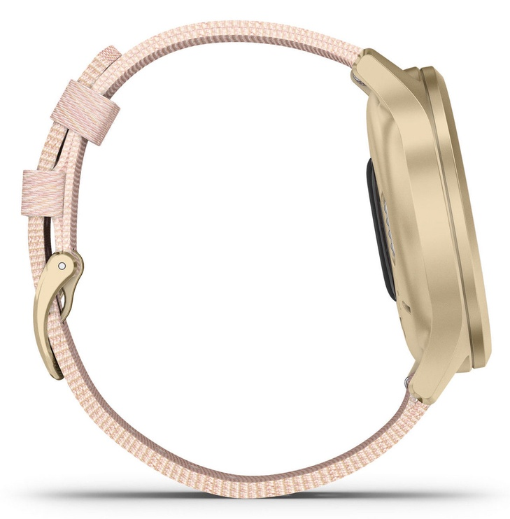 Išmanusis laikrodis Garmin, aukso
