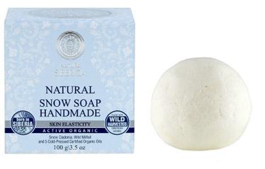 Natura Siberica Snow Soap Handmade 100g