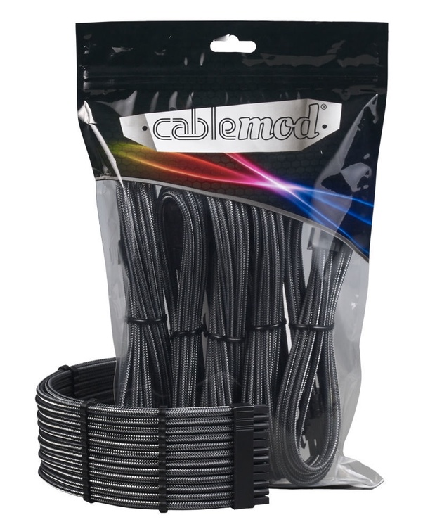 CableMod PRO ModMesh Cable Extension Kit Carbon