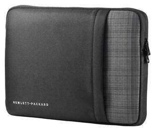 """HP Notebook Sleeve 14.1"""" Black/Grey"""