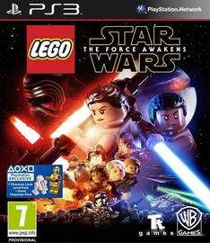 Игра для PlayStation 3 (PS3) LEGO Star Wars: The Force Awakens PS3