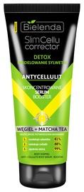 Bielenda Slim Cellu Corrector Condensed Serum Booster Body Modelling Carbon + Matcha Tea Anti Cellulite 250ml