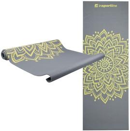 inSPORTline Yoga Mat Spirit Grey