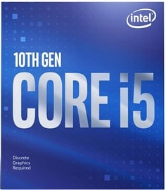 Procesors Intel® Core™ i5-10400F 2.9GHz 12MB BOX