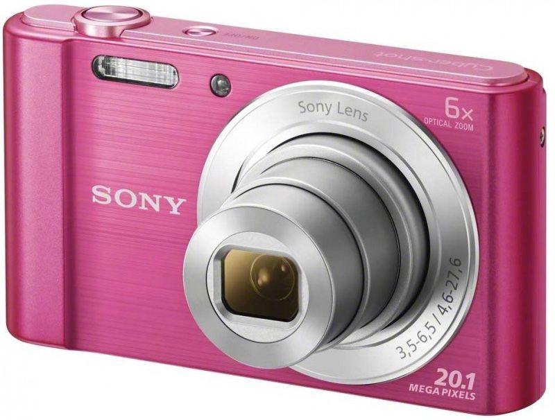 Digifotoaparaat Sony DSC-W810 Pink
