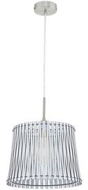 Eglo Sendero 96184 Ceiling Lamp 60W E27 Nickel/White