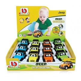 Rotaļlieta automobilis jeep dažu krāsu