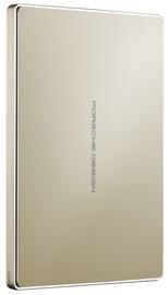 LaCie Porsche Design Mobile Drive 2TB USB-C Gold STFD2000403