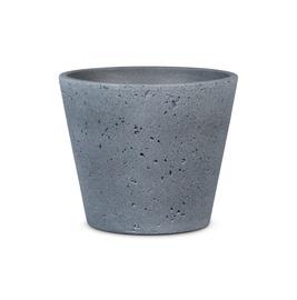 Вазон Scheurich Pure Pottery Flower Pot Ø18cm Dark Stone