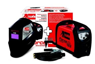 Telwin Force 165 + Welding Helmet