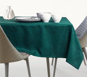 AmeliaHome Gaia AH/HMD Tablecloth Bottle Green 150x350cm