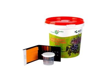 Dirvožemio rūgštinimo priemonė MKDS Innovation, su mini laboratorija, 0,5 kg