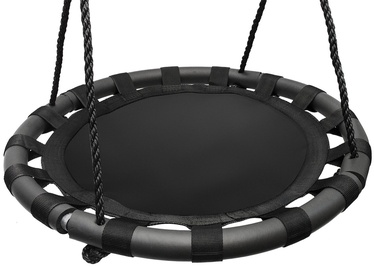4IQ Storks Nest Swings 60cm Black