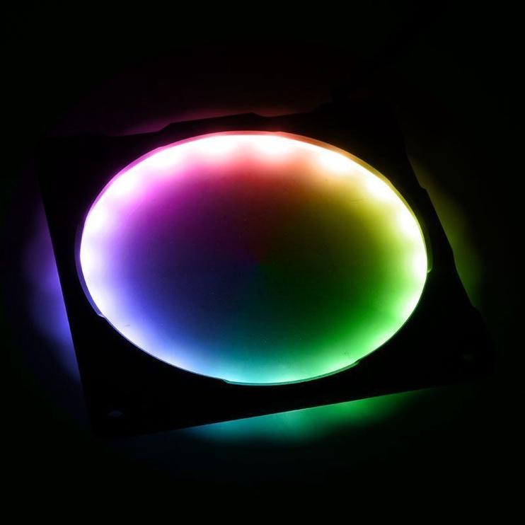 Phanteks Fan Frame Halos LUX Digital RGB 120mm Gray
