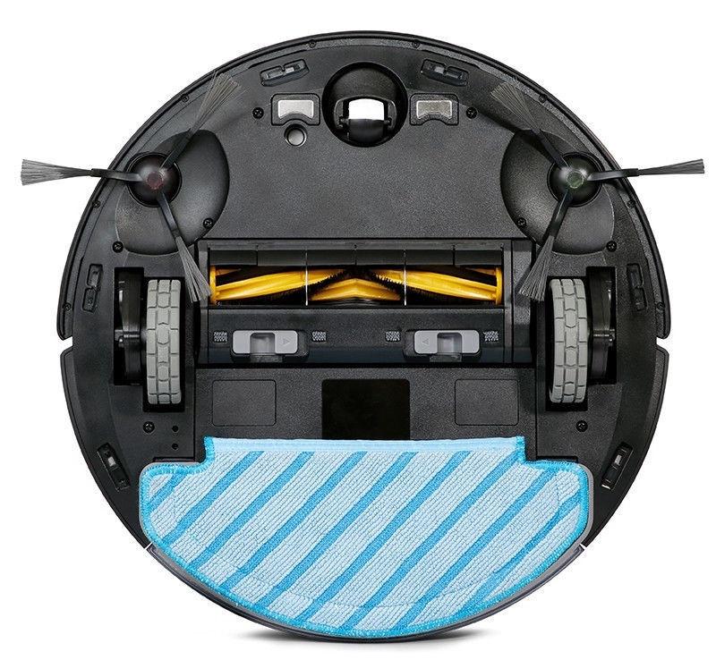 Робот-пылесос Ecovacs Deebot Ozmo T8 Aivi Black