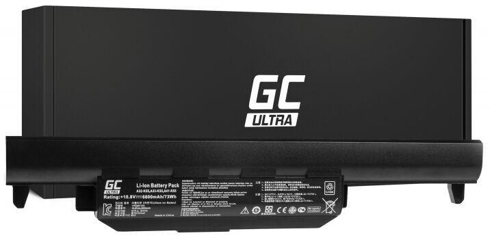 Green Cell Ultra Laptop Battery For Asus K401 6800mAh